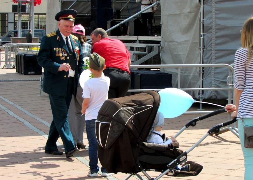 Новополоцк отметил День Победы, фото-24
