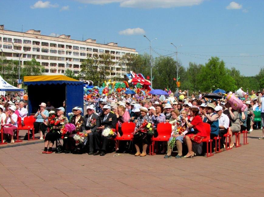 Новополоцк отметил День Победы, фото-6