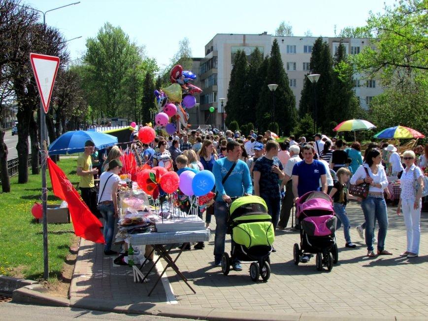 Новополоцк отметил День Победы, фото-9