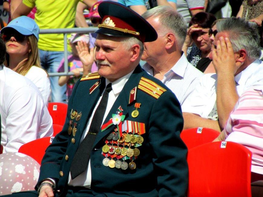 Новополоцк отметил День Победы, фото-12