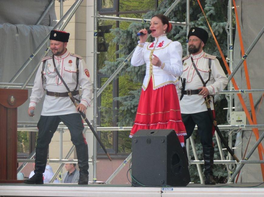 Новополоцк отметил День Победы, фото-13