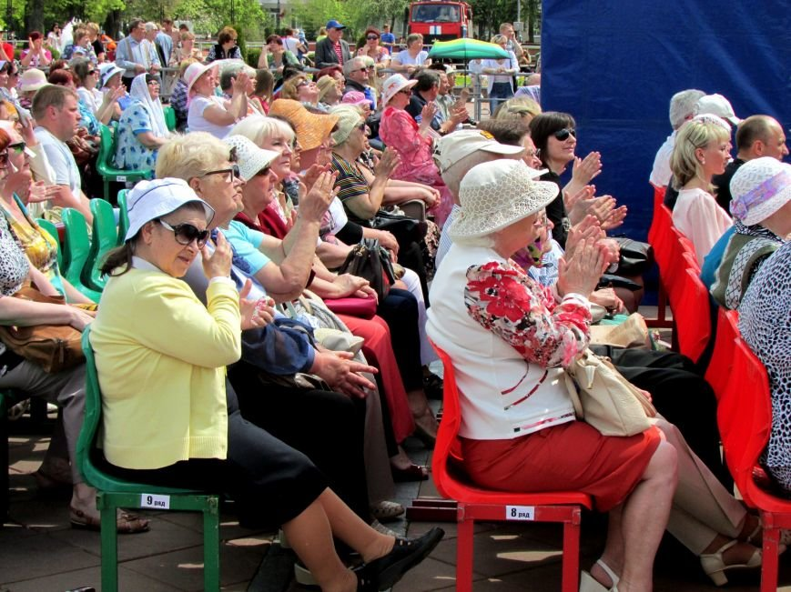 Новополоцк отметил День Победы, фото-14