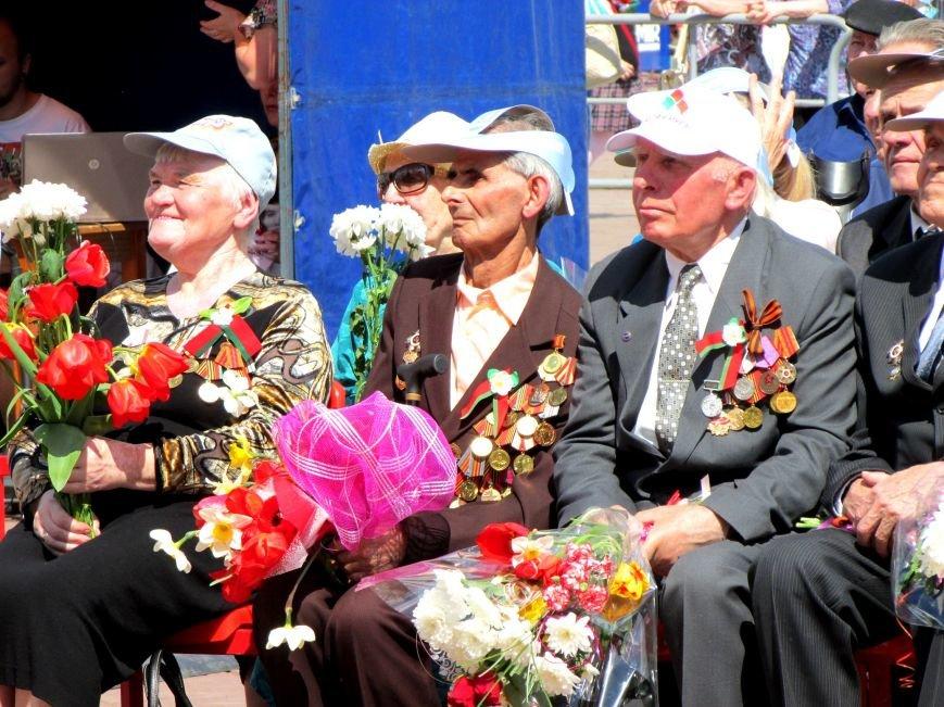 Новополоцк отметил День Победы, фото-15