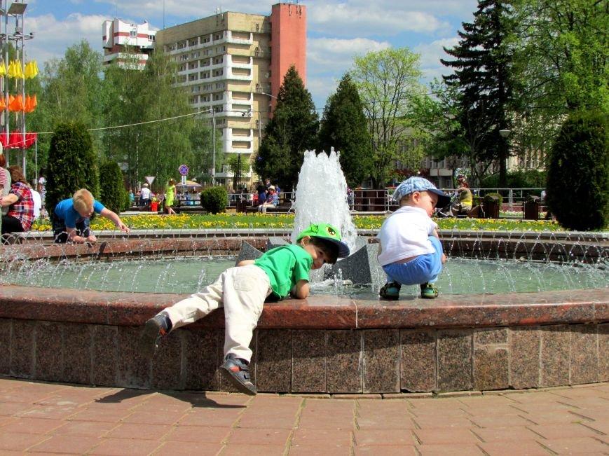 Новополоцк отметил День Победы, фото-36