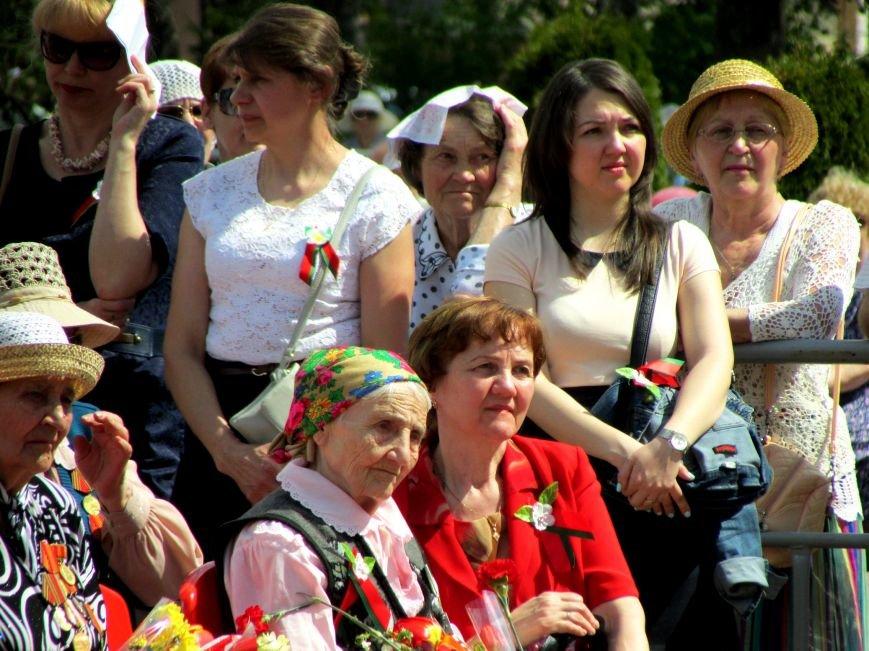 Новополоцк отметил День Победы, фото-19