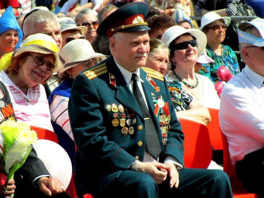 Новополоцк отметил День Победы, фото-20