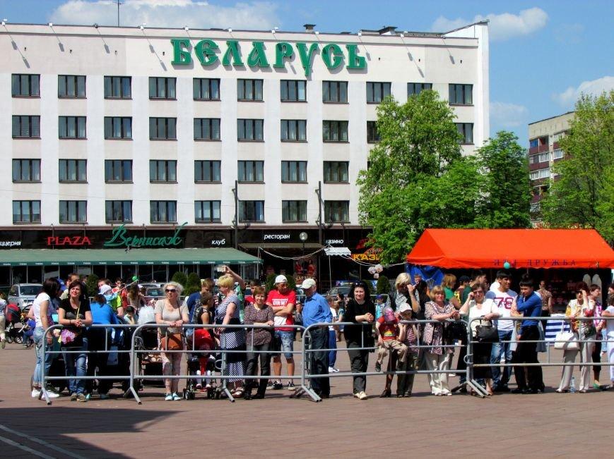 Новополоцк отметил День Победы, фото-22