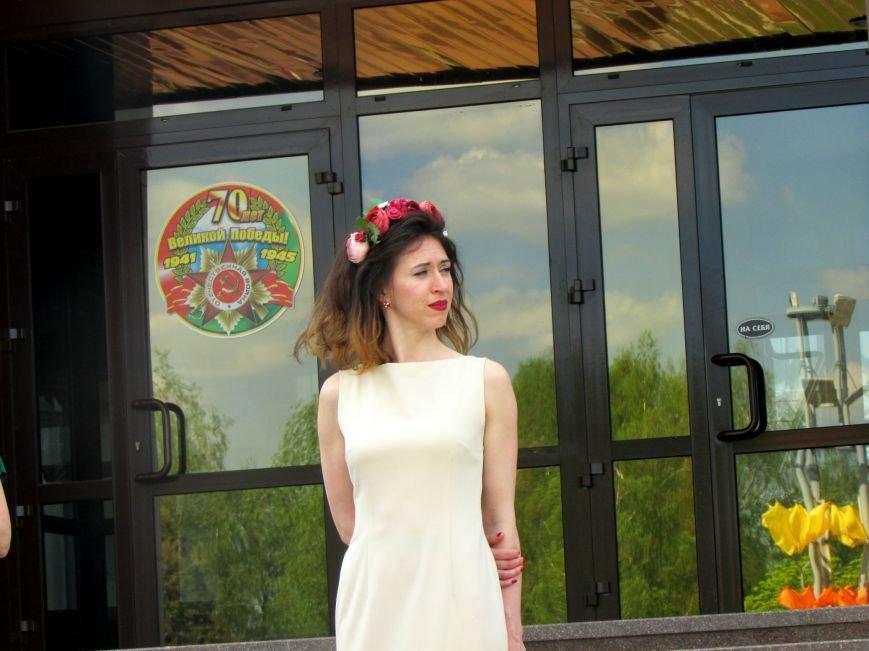 Новополоцк отметил День Победы, фото-26