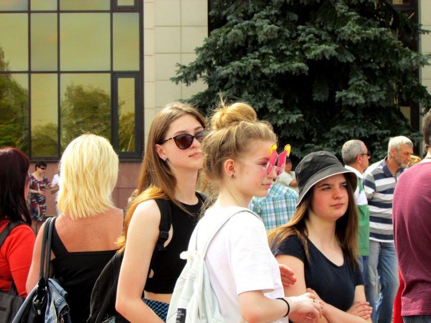 Новополоцк отметил День Победы, фото-23