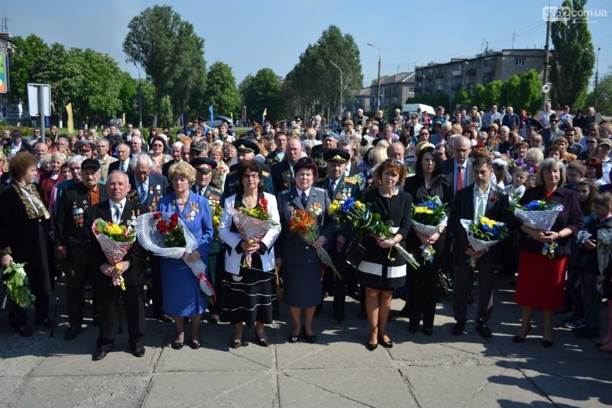 В Днепродзержинске почтили память погибших во Второй мировой войне, фото-2