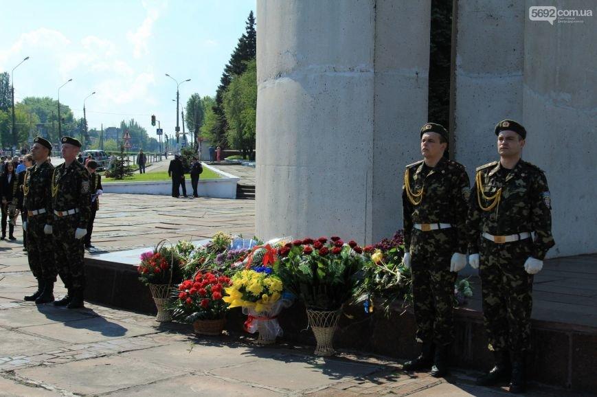 В Днепродзержинске почтили память погибших во Второй мировой войне, фото-8