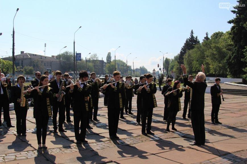 В Днепродзержинске почтили память погибших во Второй мировой войне, фото-3