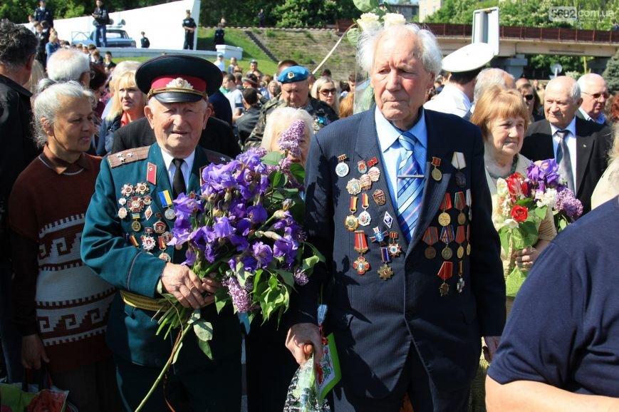 В Днепродзержинске почтили память погибших во Второй мировой войне, фото-9