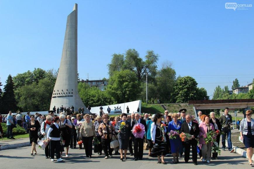 В Днепродзержинске почтили память погибших во Второй мировой войне, фото-10