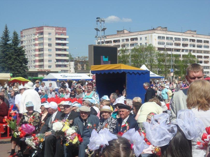 Новополоцк отметил День Победы, фото-35