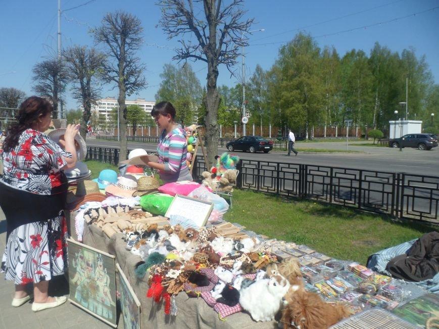 Новополоцк отметил День Победы, фото-29