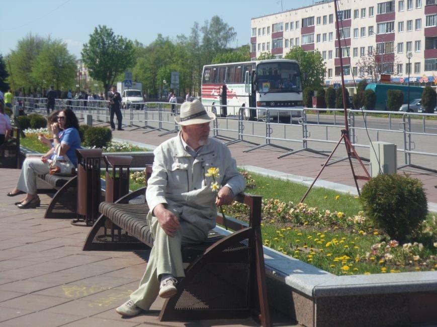 Новополоцк отметил День Победы, фото-33