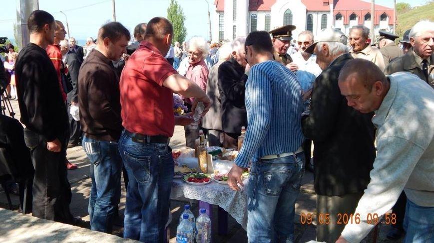 В Бердянске отмечали День Победы, фото-4