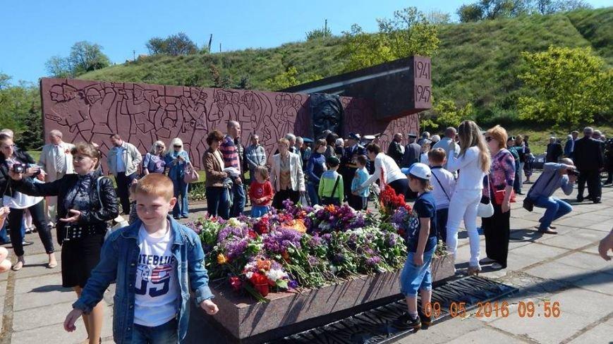 В Бердянске отмечали День Победы, фото-3