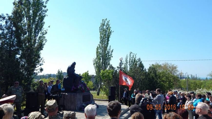В Бердянске отмечали День Победы, фото-5