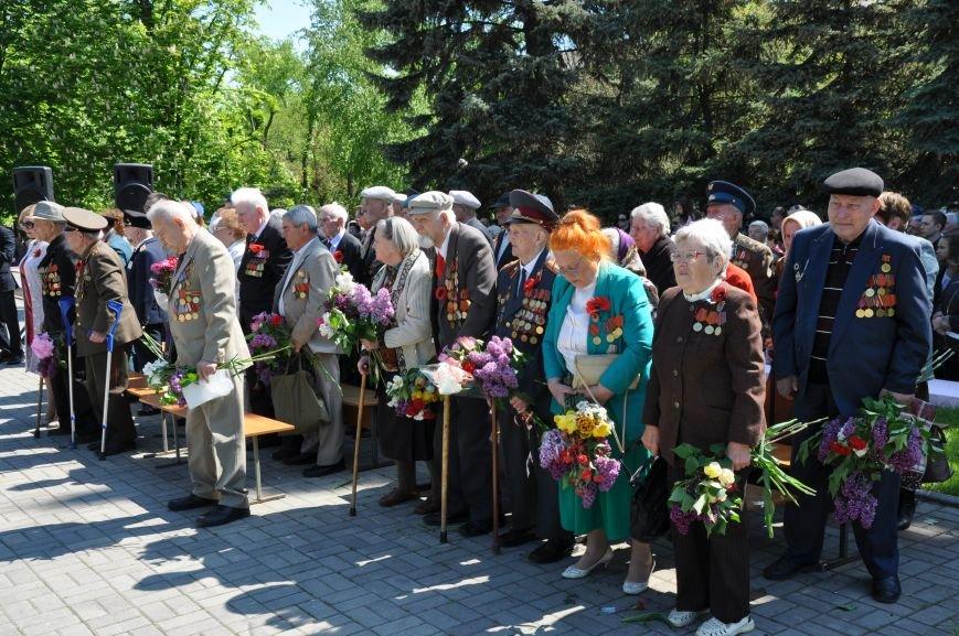 Краматорск отметил День победы над нацизмом, фото-7