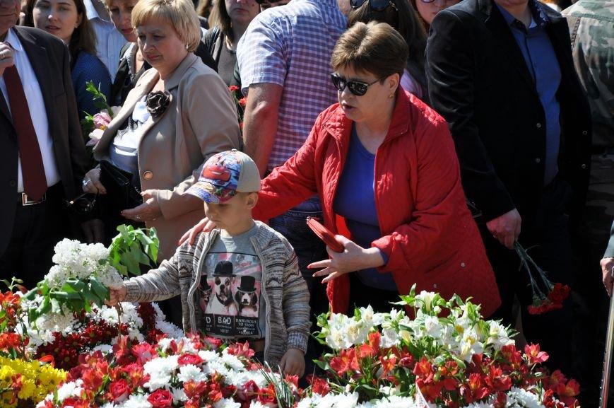 Краматорск отметил День победы над нацизмом, фото-14