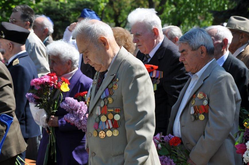 Краматорск отметил День победы над нацизмом, фото-9
