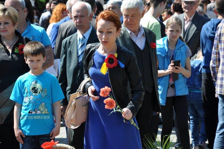 Краматорск отметил День победы над нацизмом, фото-16