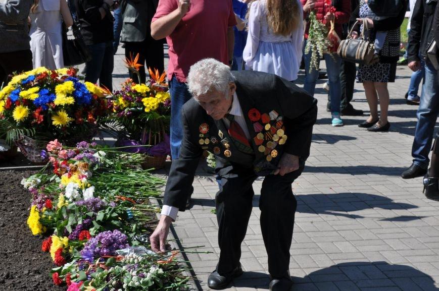 Краматорск отметил День победы над нацизмом, фото-18