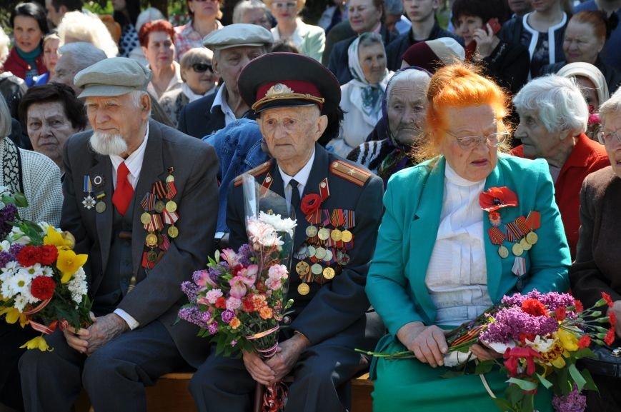 Краматорск отметил День победы над нацизмом, фото-5