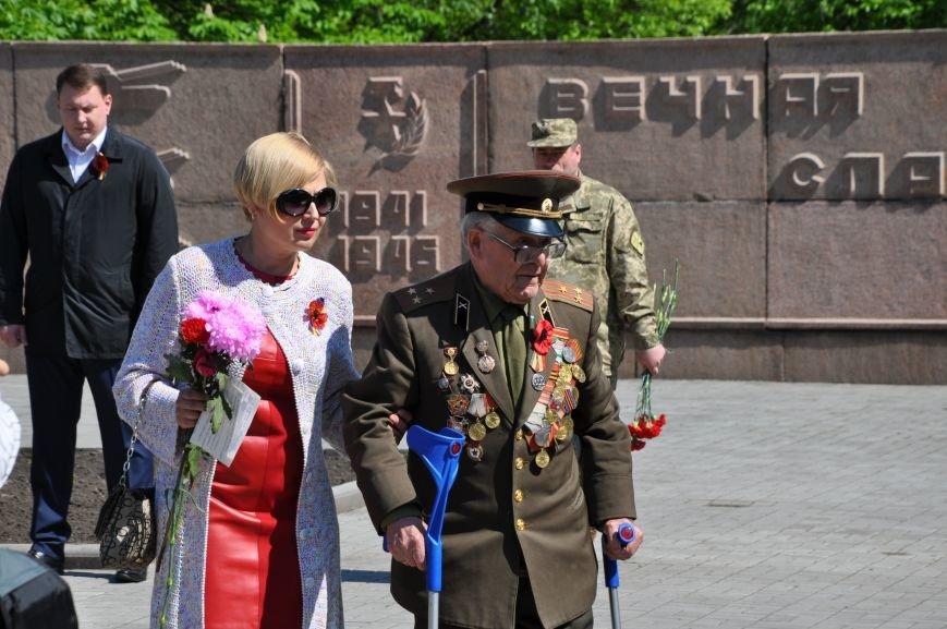 Краматорск отметил День победы над нацизмом, фото-6