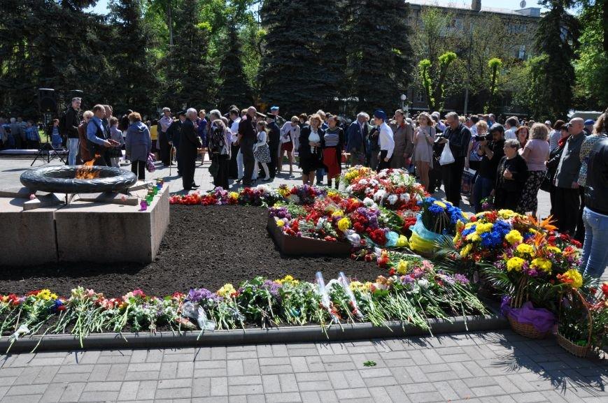 Краматорск отметил День победы над нацизмом, фото-19
