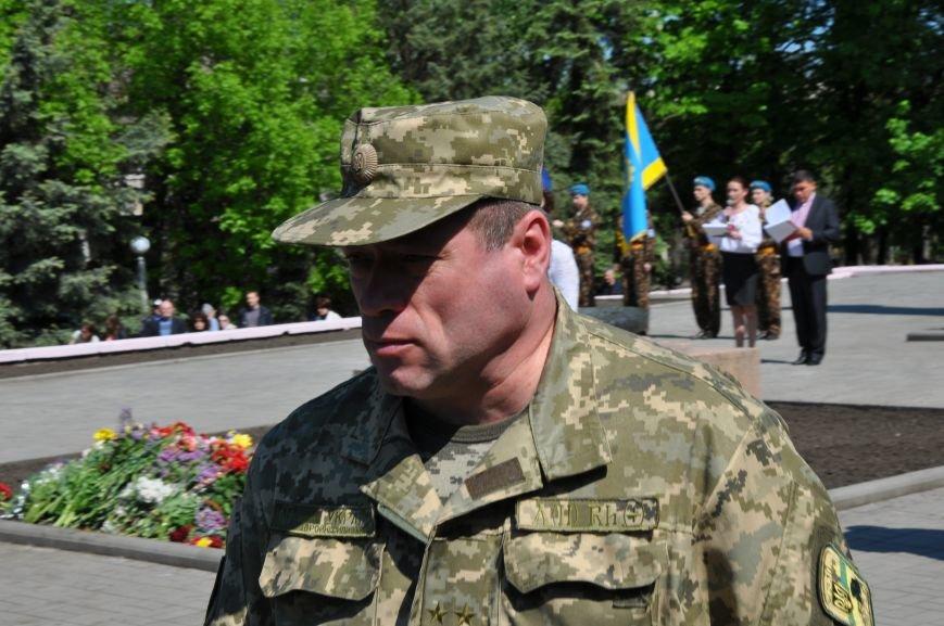 Краматорск отметил День победы над нацизмом, фото-3