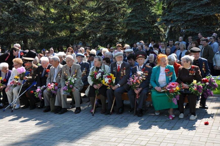 Краматорск отметил День победы над нацизмом, фото-4