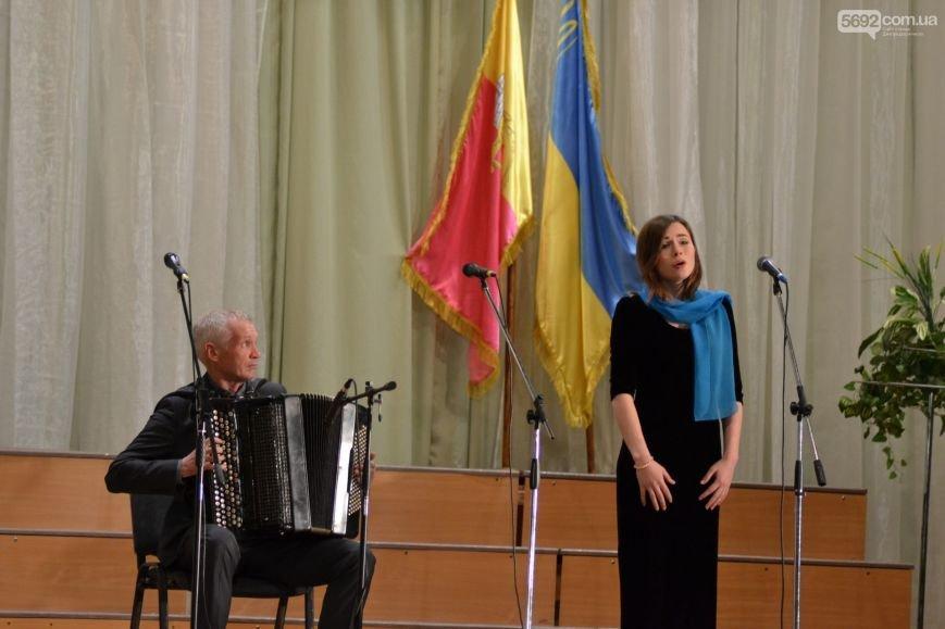 В Днепродзержинске состоялся концерт по случаю Дня Победы, фото-9