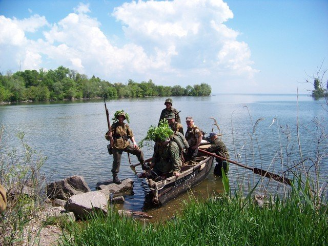 """В Нововоронцовке сегодня прошла военно-историческая реконструкция операции """"Багратион"""" (Фото), фото-1"""