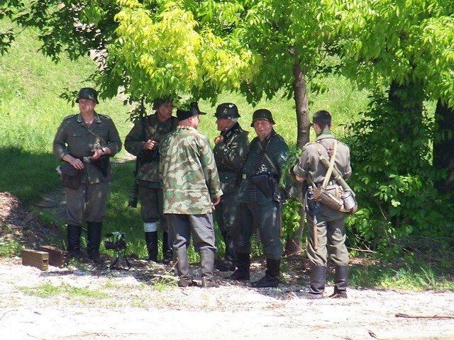 """В Нововоронцовке сегодня прошла военно-историческая реконструкция операции """"Багратион"""" (Фото), фото-2"""
