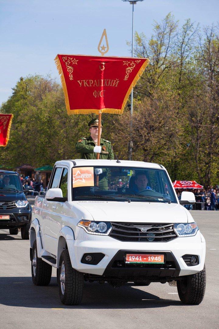 Парад Победы собрал тысячи ульяновцев. ФОТО, фото-3