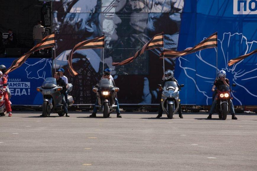 Парад Победы собрал тысячи ульяновцев. ФОТО, фото-4