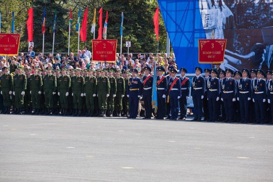 Парад Победы собрал тысячи ульяновцев. ФОТО, фото-10
