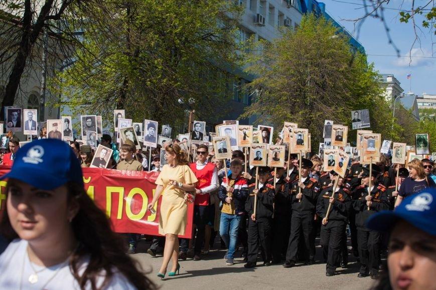 Ульяновцы стали участниками «Бессмертного полка». ФОТО, фото-6