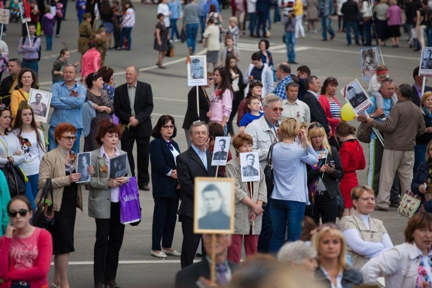 Ульяновцы стали участниками «Бессмертного полка». ФОТО, фото-9