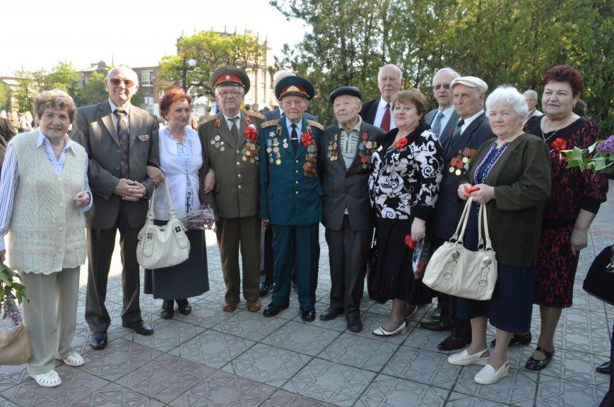 В Северодонецке отметили День Победы (ФОТО), фото-1