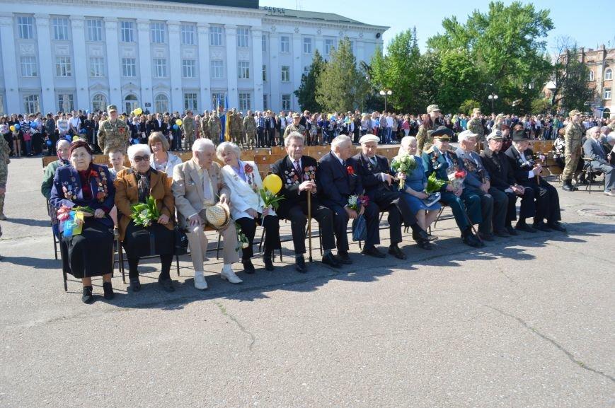 В Северодонецке отметили День Победы (ФОТО), фото-2
