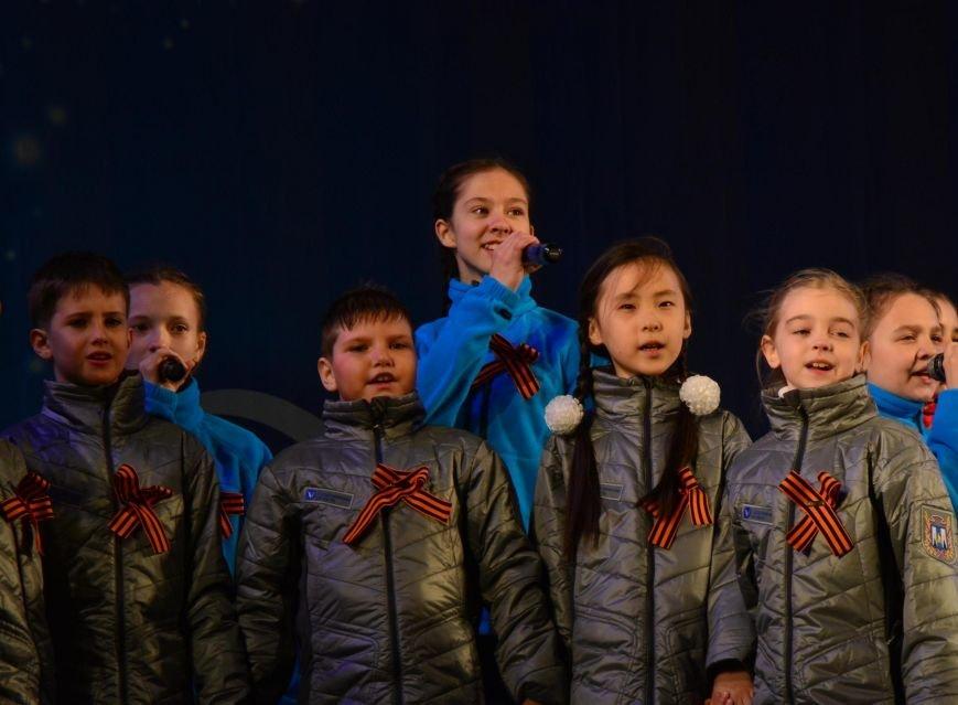 День Победы в Южно-Сахалинске завершился концертом и  праздничным салютом, фото-3