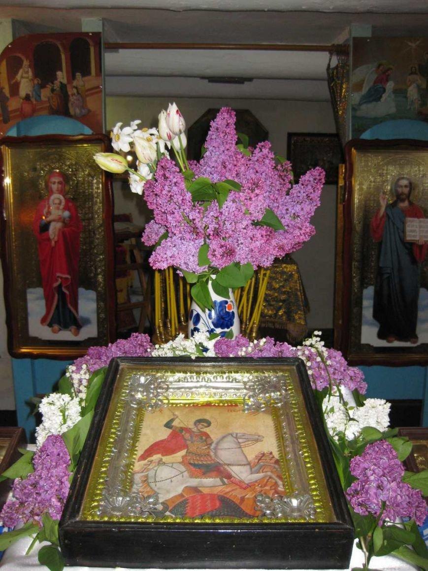 Свято-Георгиевский храм с.Анновка отметил свой престольный праздник, фото-1