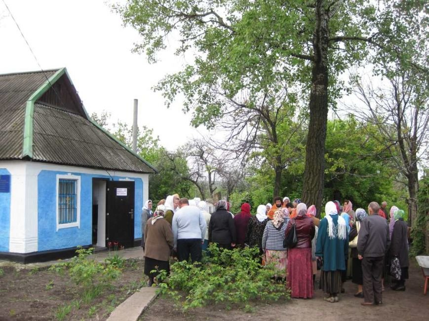 Свято-Георгиевский храм с.Анновка отметил свой престольный праздник, фото-4