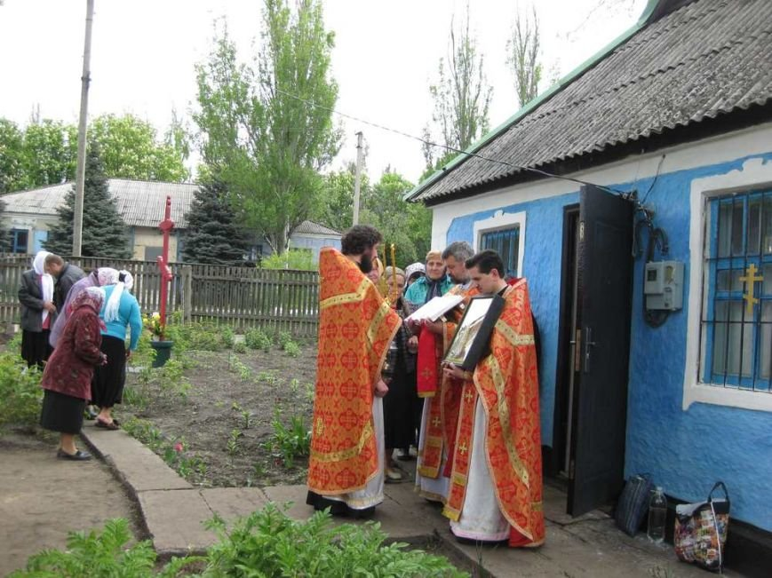 Свято-Георгиевский храм с.Анновка отметил свой престольный праздник, фото-41