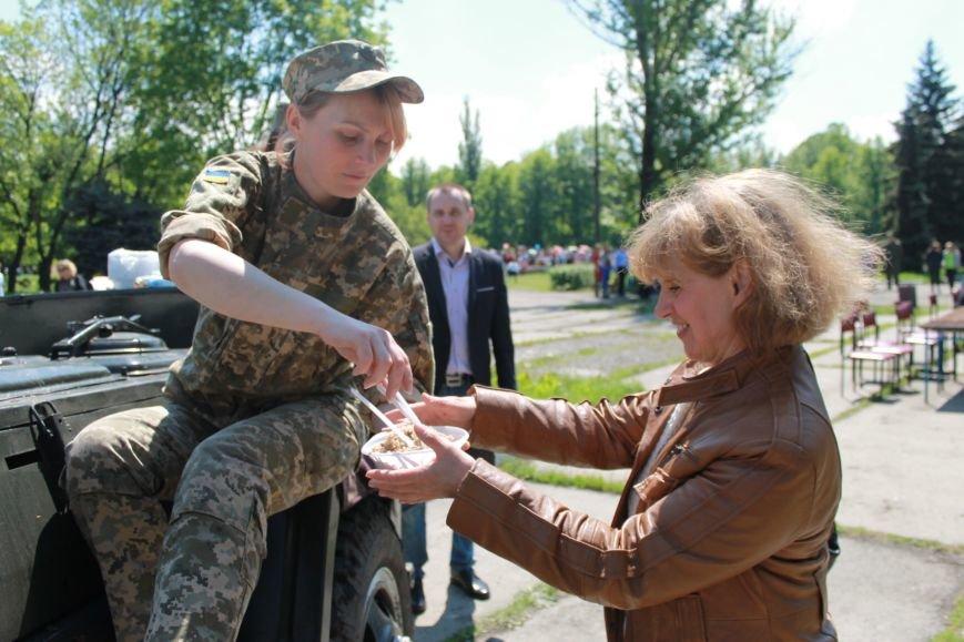 Как отмечали День Победы в Доброполье (ФОТО), фото-11