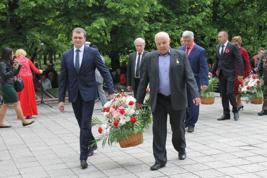 Как отмечали День Победы в Доброполье (ФОТО), фото-5